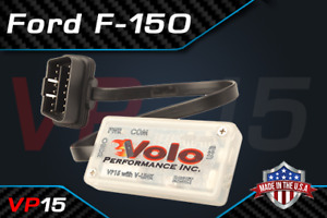 Volo Chip Vp15 Power Programmer Performance Race Tuner For Ford F150 F 150