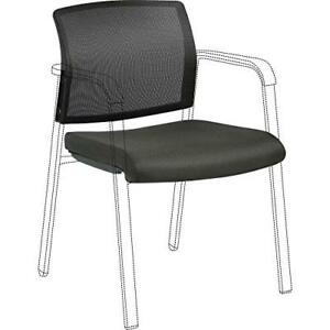 Lorell Stackable Chair Mesh Back fabric Seat Kit llr 30944 llr30944