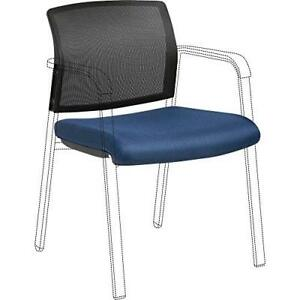 Lorell Stackable Chair Mesh Back fabric Seat Kit llr 30945 llr30945