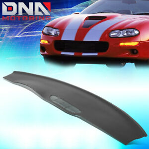 For 1997 2002 Chevy Camaro Abs Front Upper Dash Board Panel Cap Cover Overlay