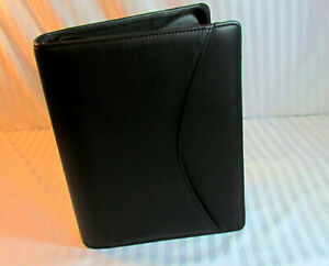 New Day Runner Business Pro Zip Planner W Pages Extras Cell Pocket 1 5 Ring