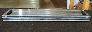 Emco Fb 2 Mill Drill Parts 3 T slot Milling Table With Gauge D22s