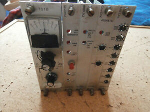 Reliance Electric Regulator Control Boards Lot Of 5