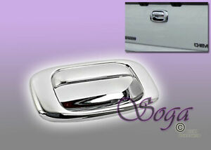 For 99 06 Chevy Silverado Gmc Sierra 1500 Chrome Trunk Tailgate Handle Cover New