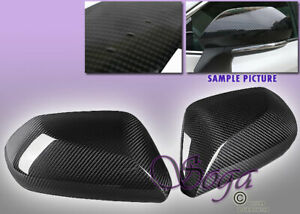 For 2018 2020 Toyota Camry Carbon Paint Side Mirror Overlay Cover Covers Us Sell