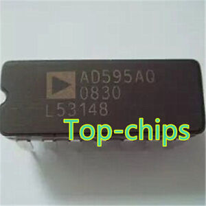 1pcs Thermocouple Amplifiers Ic Analog Devices Cdip 14 Ad595aq