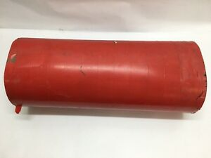 Roll Of 24 Wide Perforated Red Vinyl
