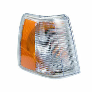 For Volvo 740 940 960 1990 1995 Crystal Corner Light Driving Lamp Housing Right