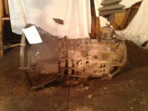 Manual Transmission 02 2002 Jeep Wrangler 6 Cylinder 5 Speed 129k