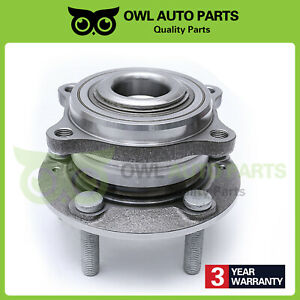 Rear Wheel Hub And Bearing Assembly For Santa Fe Sorrento Veracruz Awd 513266