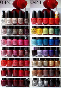 OPI O.P.I Nail Polish NEW & DXD STOCK - YOUR CHOICE Full Size Lacquer Series NL