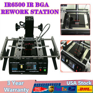 Upgraded Air Infrared Bga Rework Station Reflow Reball For Xbox 360 Ps3 Us Stock