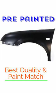 New Pre Painted Driver Lh Fender For 1999 2005 Volkswagen Jetta