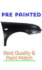 New Pre Painted Passenger Fender For 1999 2005 Volkswagen Jetta W Free Touchup