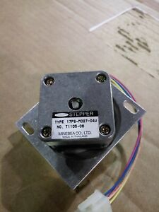 Minebea Stepper Motors Type 17ps Lot Of 10