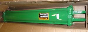 John Deere Ahc12102 Tractor Hydraulic Cylinder 5 X 28 2500 Psi