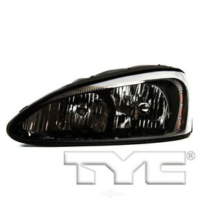 Capa Certified Headlight Assembly Fits 2004 2007 Pontiac Grand Prix Tyc
