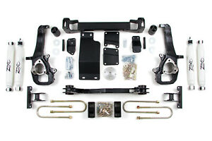 Zone Offroad 5 Suspension Lift Kit Dodge Ram 1500 2002 2005 4wd