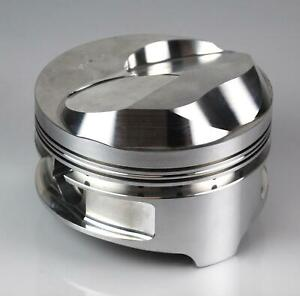 Ross Pistons 99510 Piston Forged Dome 4 310 In Bore Chevy Set Of 8