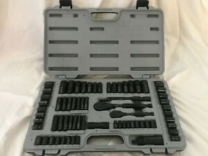 High Impact Socket Wrench Set Husky