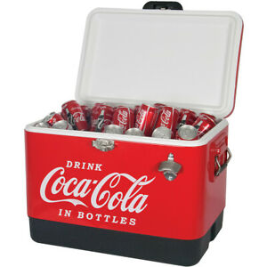 Coca Cola Classic 54 qt Ice Chest