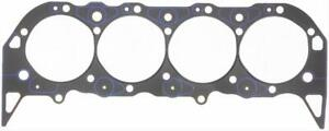 Two 2 Fel Pro Head Gaskets Composition Type 4 540 Bore 039 Comp Bbc 1047