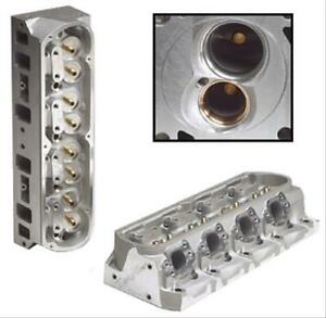 Trick Flow Twisted Wedge Race 206 Cylinder Head For Small Block Ford 5241b004m61