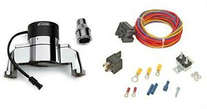 Summit Racing Electric Water Pump Pro Pack 12 0010