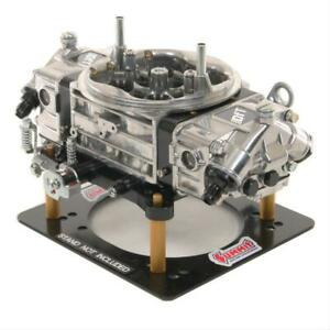 Quick Fuel Race Q Carburetor 4 bbl 1 050 Cfm Mechanical Secondaries Rq1050an