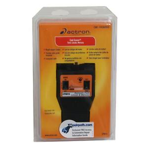Actron Computer And Sensor Testing Tool Code Scanner Obd I Ford Each