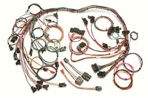Painless Wiring Harness Fuel Injection Tpi Engine Swap Universal Kit 60102
