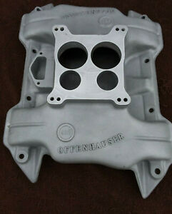 Offenhauser 360 Degree Intake Manifold 5763 Fits Plymouth Dodge 413 426 440
