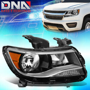 For 2015 2020 Chevy Colorado Factory Style Driving Headlight Lamp Assembly Right