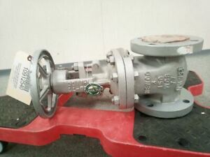 Newco 03 11f cb2 3 In Pipe Size Outside Stem And Yoke Gate Valve