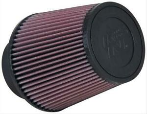 K n Air Filter Filtercharger Conical Cotton Gauze Red 3 5 Dia Inlet Ea Re 0950