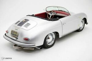 Porsche 356 Replica Wheels
