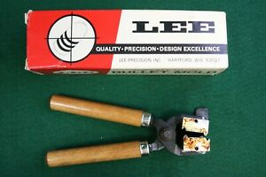 Lee Precision Bullet Mold CTL312-160-2R