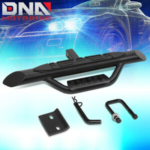 Universal Aluminum 36 5 Wide X 3 75 Od Oval Styling Hitch Step Bar 2 Receiver