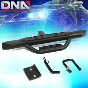 Universal 36 5 X 3 75 Aluminum Hitch Mounted Towing Tow Step Bar 2 Receiver