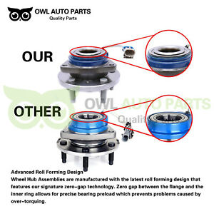 Front Wheel Bearing For Chevy Impala Monte Carlo Buick Lesabre Pontiac 513121x1