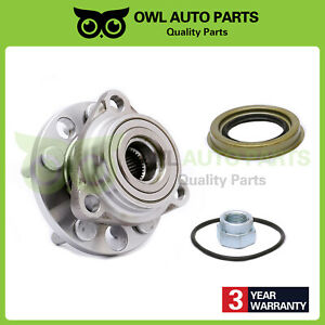 513017k Front Wheel Hub Bearing For Chevy Cavalier Pontiac Grand Buick Olds 5lug