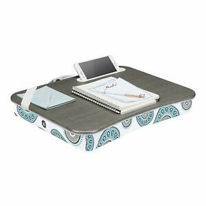 Lapgear Designer Lap Desk With Phone Holder Medallion Fits Up To 15 6 Inch
