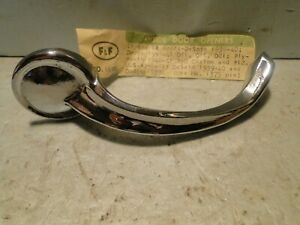 1939 1940 1941 Plymouth Dodge Desoto Mopar Chrome Interior Door Handle Lh Nors