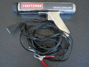 Classic Craftsman Inductive Timing Light 2134
