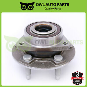 1x 513288 Front Or Rear Wheel Hub And Bearing Assembly Chevy Equinox Gmc Terrain