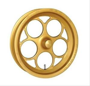 Weld Racing Magnum Drag 2 0 Gold Anodized Wheel 86 504270