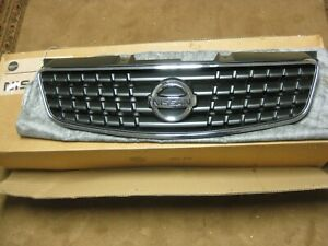 New Oem 2004 2006 Genuine Nissan Altima Grille With Emblem 62070zb000 Grill