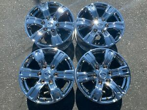 Four 2019 Ford Ranger Factory Pvd 17 Wheels Oem 10229 Rims Kb3c1007h1a 17x8