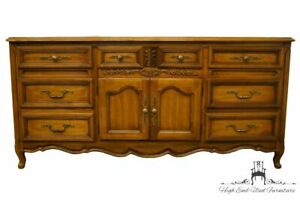 Dixie Furniture Country French Provincial 72 Triple Door Dresser 1300 235