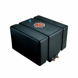 Jaz Drag Race Fuel Cell 16 Gallons Plastic Black 250 116 nf 18 5 x18 5 x12